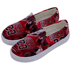 Michael Jordan Kids  Canvas Slip Ons by LABAS