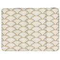 gold,white,art deco,vintage,shell pattern,asian pattern,elegant,chic,beautiful Samsung Galaxy Tab 7  P1000 Flip Case View1