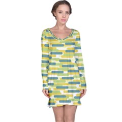 Fast Capsules 2 Long Sleeve Nightdress by jumpercat