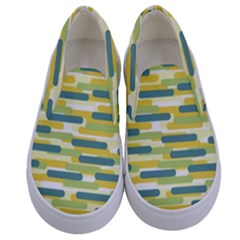 Fast Capsules 2 Kids  Canvas Slip Ons