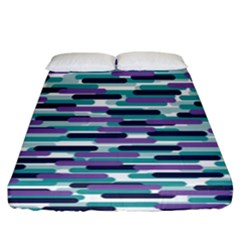 Fast Capsules 3 Fitted Sheet (california King Size) by jumpercat