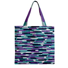 Fast Capsules 3 Zipper Grocery Tote Bag by jumpercat