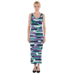 Fast Capsules 3 Fitted Maxi Dress by jumpercat