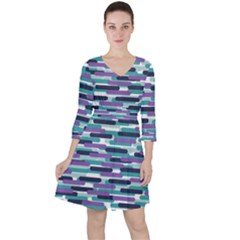 Fast Capsules 3 Ruffle Dress