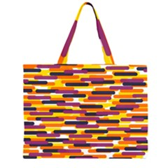 Fast Capsules 4 Zipper Large Tote Bag by jumpercat