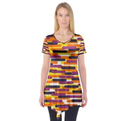 Fast Capsules 4 Short Sleeve Tunic  by jumpercat