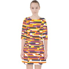 Fast Capsules 4 Pocket Dress by jumpercat