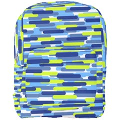 Fast Capsules 5 Full Print Backpack by jumpercat