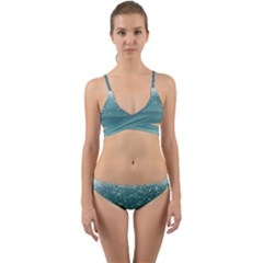 Waterworks Wrap Around Bikini Set
