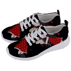 Cupid Girl Men s Lightweight Sports Shoes by Valentinaart