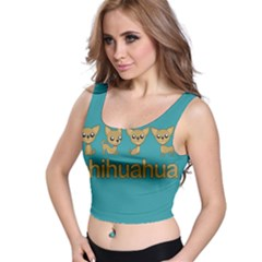 Chihuahua Crop Top