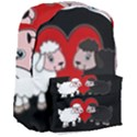 Valentines day - Sheep  Giant Full Print Backpack View3