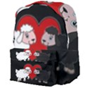 Valentines day - Sheep  Giant Full Print Backpack View4