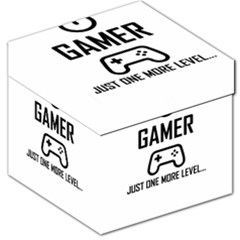 Gamer Storage Stool 12