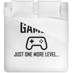 Gamer Duvet Cover (king Size) by Valentinaart