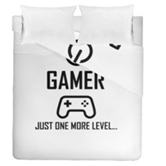 Gamer Duvet Cover Double Side (queen Size) by Valentinaart