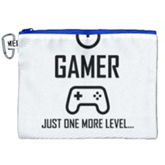Gamer Canvas Cosmetic Bag (xxl)