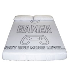 Gamer Fitted Sheet (california King Size)