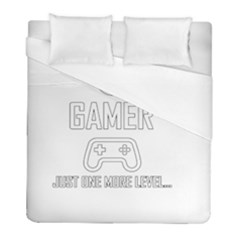 Gamer Duvet Cover (full/ Double Size) by Valentinaart