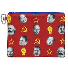 Communist Leaders Canvas Cosmetic Bag (xxl)