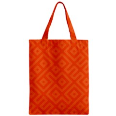 Seamless Pattern Design Tiling Zipper Classic Tote Bag by Nexatart