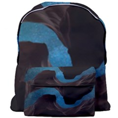 Abstract Adult Art Blur Color Giant Full Print Backpack