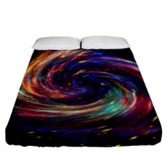 Cassiopeia Supernova Cassiopeia Fitted Sheet (california King Size) by Nexatart