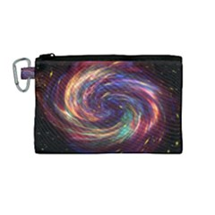 Cassiopeia Supernova Cassiopeia Canvas Cosmetic Bag (medium) by Nexatart