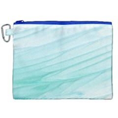 Texture Seawall Ink Wall Painting Canvas Cosmetic Bag (xxl) by Nexatart