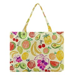 Seamless Pattern Desktop Decoration Medium Tote Bag