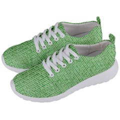 Knittedwoolcolour2 Men s Lightweight Sports Shoes by snowwhitegirl