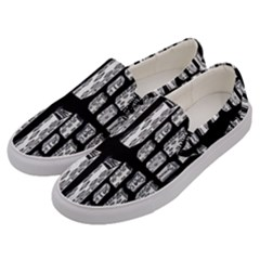On Deck Men s Canvas Slip Ons by MRTACPANS