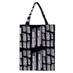 Numbers Cards 7898 Classic Tote Bag by MRTACPANS
