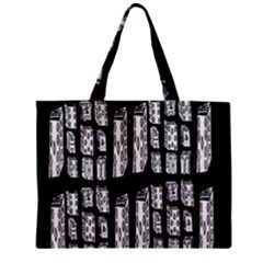 Numbers Cards 7898 Zipper Mini Tote Bag by MRTACPANS