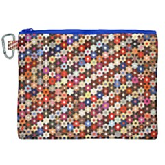Tp588 Canvas Cosmetic Bag (xxl) by paulaoliveiradesign