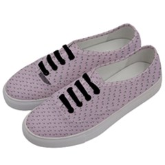 Pink Flowers Pink Men s Classic Low Top Sneakers by snowwhitegirl