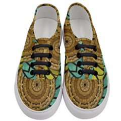 Kaleidoscope Dream Illusion Women s Classic Low Top Sneakers