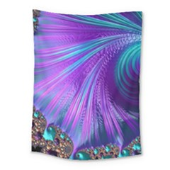 Abstract Fractal Fractal Structures Medium Tapestry