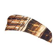 Abstract Architecture Background Stretchable Headband by Nexatart