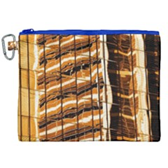 Abstract Architecture Background Canvas Cosmetic Bag (xxl) by Nexatart