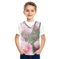 Flowers Roses Art Abstract Nature Kids  Sportswear