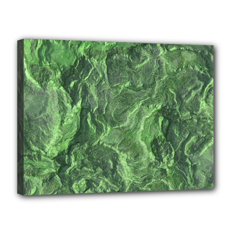 Geological Surface Background Canvas 16  X 12