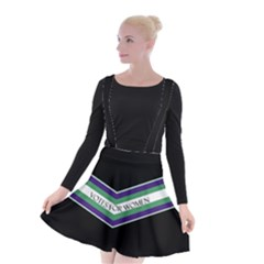 Suffragette Suspender Skater Skirt by ChihuahuaShower