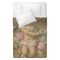 Cupid   Vintage Duvet Cover Double Side (single Size)