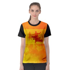 West Coast Swing Women s Sport Mesh Tee