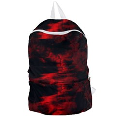 Anxiety Foldable Lightweight Backpack by vwdigitalpainting
