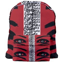 Eyes Have It Print Giant Full Print Backpack