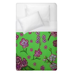 Visions Of Pink Duvet Cover (single Size) by dawnsiegler