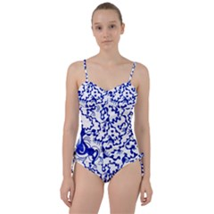 Dna Square  Stairway Sweetheart Tankini Set by MRTACPANS