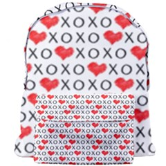 Xoxo Valentines Day Pattern Giant Full Print Backpack